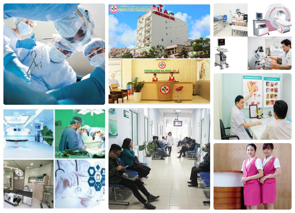 Đa Khoa Âu Á có đọi ngũ y, bác sĩ giàu kinh nghiệm trong chẩn đoán ung thư tinh hoàn