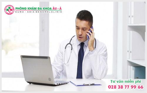 Hệ Thống Bác Sĩ Online Tư Vấn Bệnh Nam Khoa Tốt Tại TPHCM