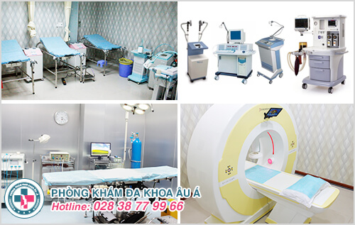Phòng khám Đa khoa Âu Á – Địa chỉ khám chữa bệnh uy tín tại TP. HCM