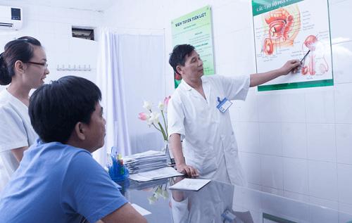 Hỏi Đáp Bác Sĩ Về Các Bệnh Nam Khoa Ở Phái Mạnh