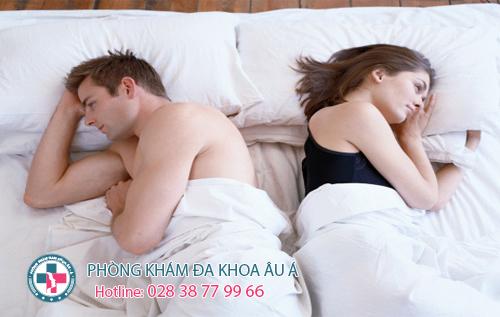Chuyên gia tư vấn chuyện chăn gối vợ chồng