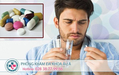 Vì sao không nên dùng thuốc chống xuất tinh sớm?